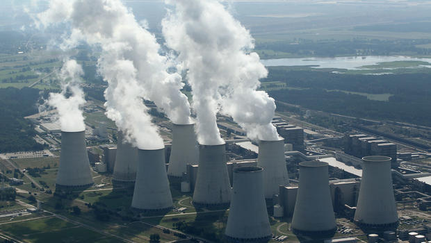 Global warming causes even more emissions, study finds - CBS News