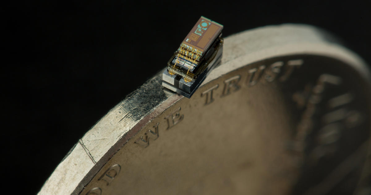This Is The Worlds Smallest Computer