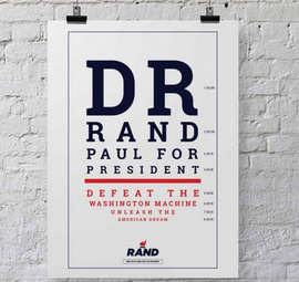 """Is It Better Not To Have Filibuster >> Election 2016: """"Stand with Rand"""" -- and buy some swag! - CBS News"""