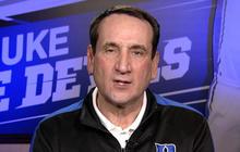 Legendary Coach K on Duke's fifth NCAA national title