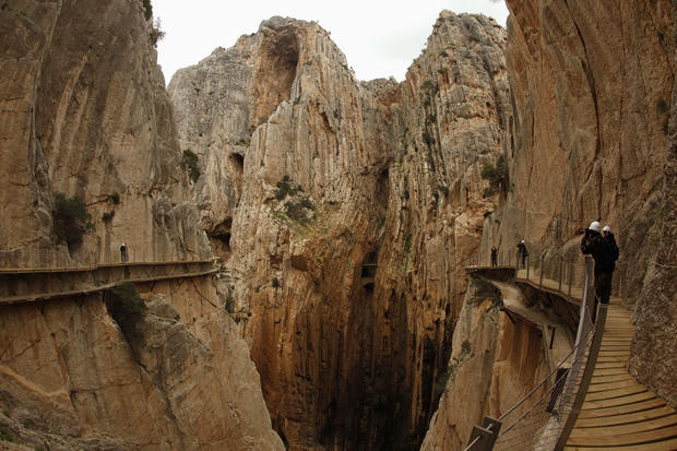 Spain's scariest hiking trail reopens