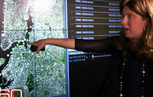 Detecting radiation in NYC