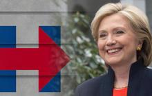 Democrats' mixed reception as Hillary Clinton takes campaign to Iowa