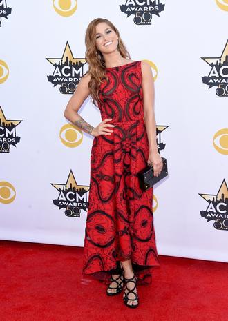 ACM Awards 2015 red carpet