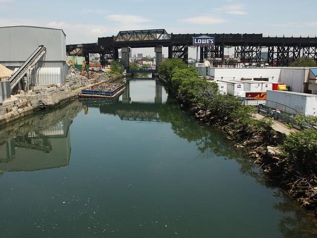 gowanus运河
