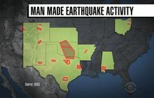 Study: Man-made earthquakes increasing in U.S.