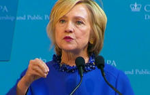 "Hillary Clinton: Criminal justice system ""unbalanced"""