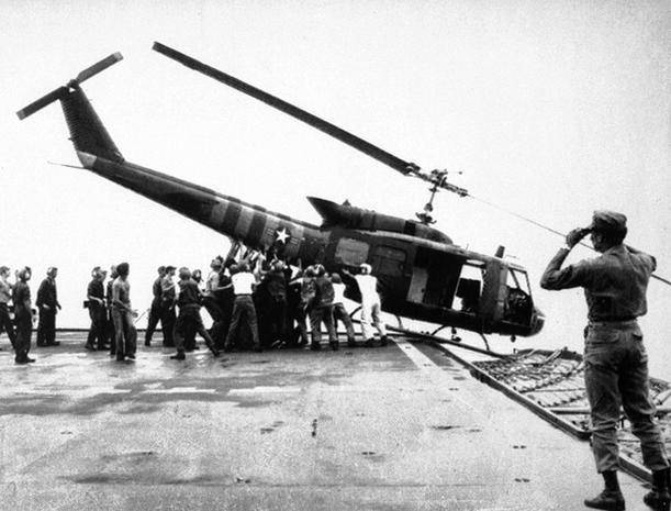 Fall of Saigon 40th anniversary