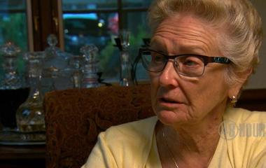Sheila Trott's mother interviewed by police