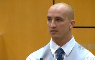 A son's testimony in mother's murder trial