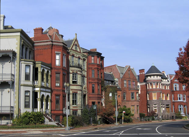 The 11 most expensive states to buy a home cbs news for Buying a home in washington dc