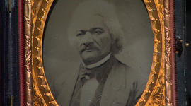 Rare photograph of Frederick Douglass