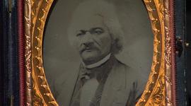 Rare photograph of Frederick Douglass
