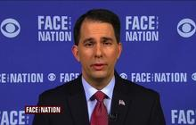 Scott Walker: Clinton's foreign policy made messes