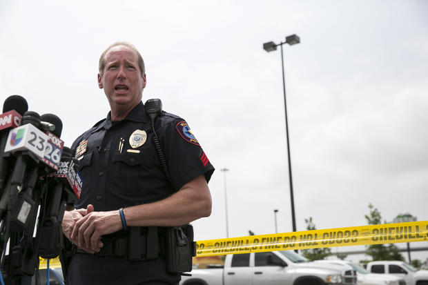 Waco biker gangs shootout