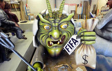 A recent history of FIFA scandals