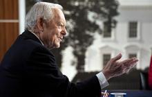 Veteran CBS News anchor Bob Schieffer signs off