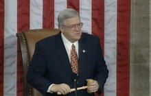 Former House speaker accused of paying millions in hush money