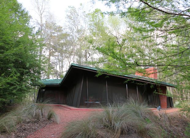 Frank Lloyd Wright's Auldbrass