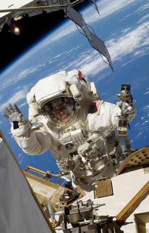 50 years of stunning spacewalks
