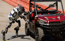 Robots programmed to save the world