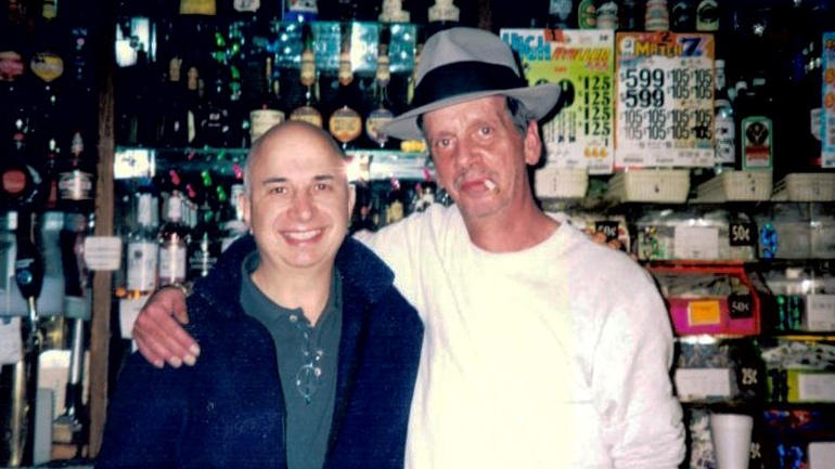"""48 Hours"" producer Paul LaRosa and John Hathaway"