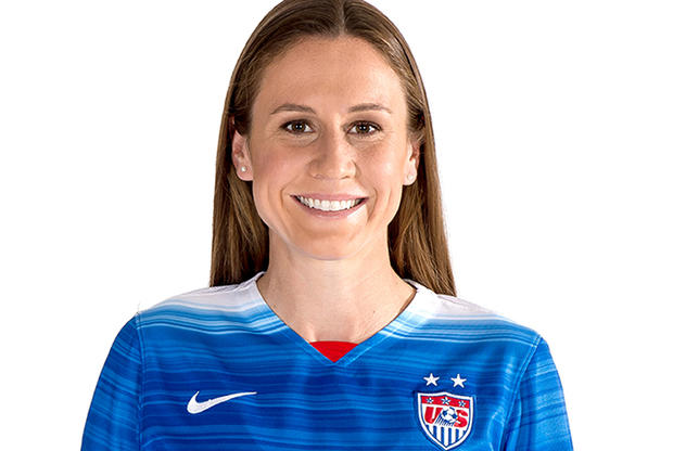 Heather O'Reilly - Meet the U.S. women's soccer team ...