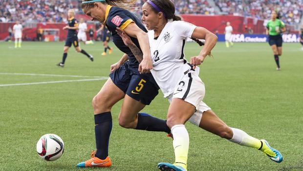 Women S Soccer USA Women's socc...