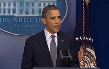 Obama calls for reconsideration of gun control