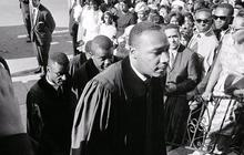 MLK's 1963 eulogy after the Birmingham church bombing