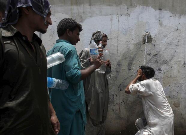 Deadly Pakistan heat wave