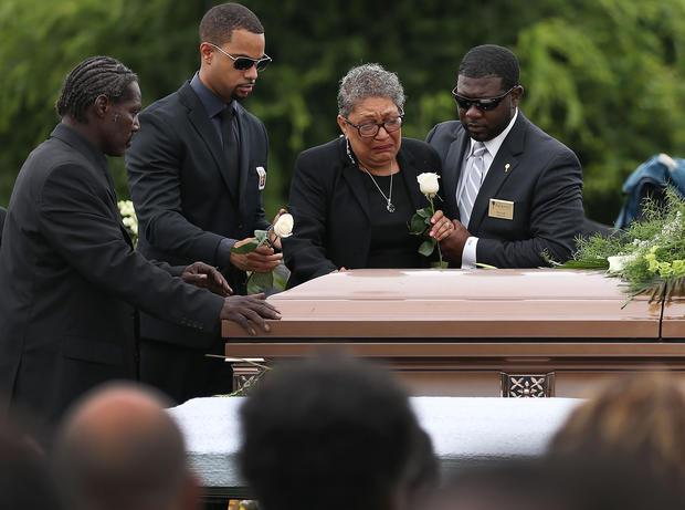 South Carolina mourns