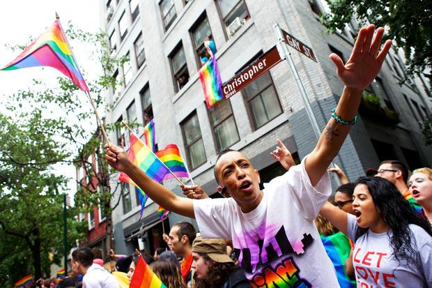 Gay pride ny