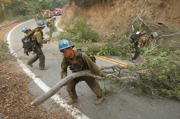 Hotshots: firefighting special forces