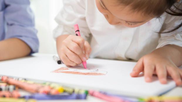 Asbestos Found In Kids Crayons Toy Kits