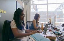 London leads the way for women in tech