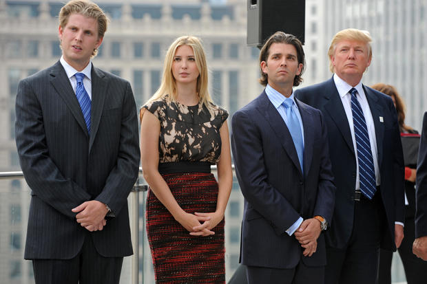 biography billionaire donald trump many siblings does have