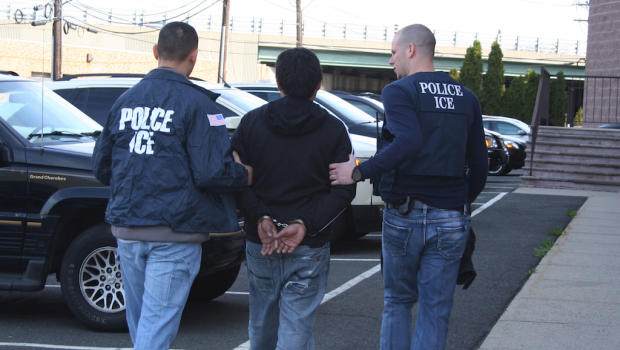 Image result for How times have changed: 'Sanctuary' Los Angeles once hosted immigration agents at jail