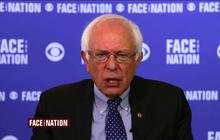 Sanders on newfound campaign momentum