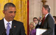 President Obama talks nuclear deal, hostages