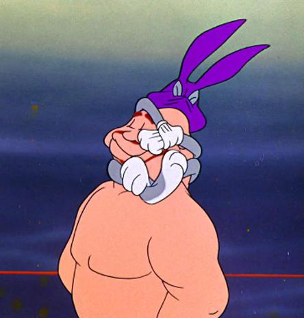 Happy 75th birthday, Bugs Bunny!