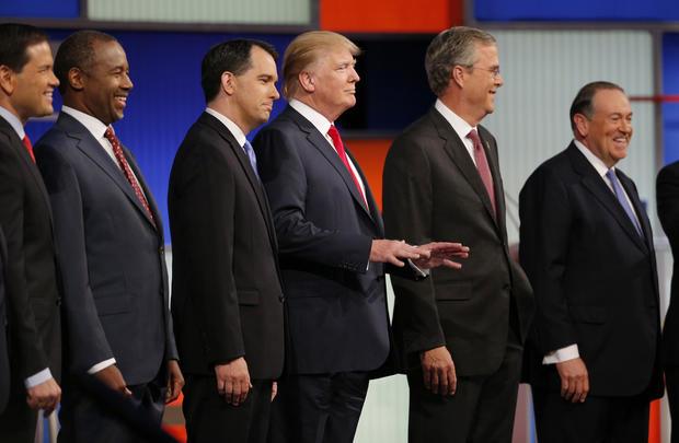 GOP debate 2015