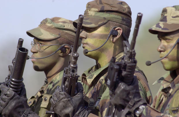 What it takes to be an Army Ranger