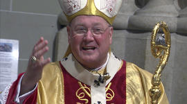 "What ""America's Pope"" thinks of gay marriage"