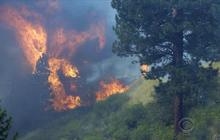 Western wildfires: Resources stretched thin
