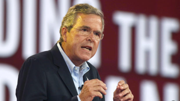 Jeb Bush Sparks Passion in Puerto Rico - Bloomberg