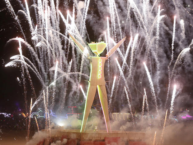Burning Man 2015