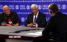 Newt Gingrich, astronaut Buzz Aldrin on exploring Mars