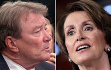 Questioning Pelosi: Steve Kroft heads to D.C.