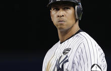 "2007: A-Rod denies doping on ""60 Minutes"""